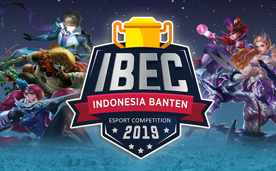 Indonesian Banten Esports Competition 2019