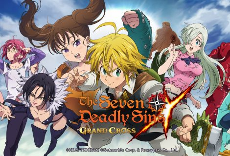 THE SEVEN DEADLY SINS: GRAND CROSS RILIS PADA 3 MARET 2020