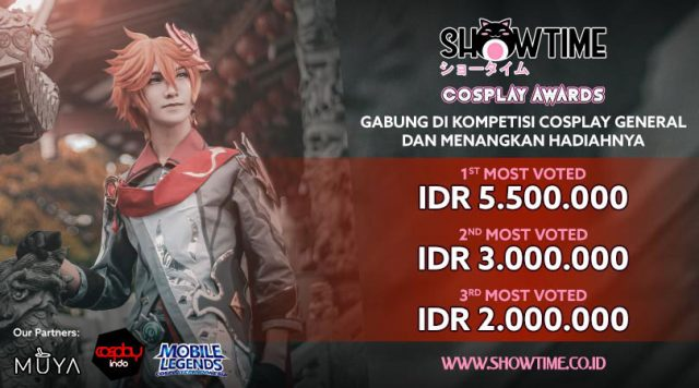 Showtime Cosplay Awards 2021